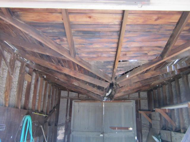 Inverted Roof Atkison Inspection Service Inc